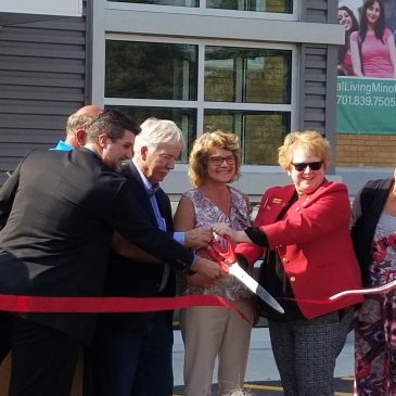 Minot's First NDR-Supported Housing Project Complete