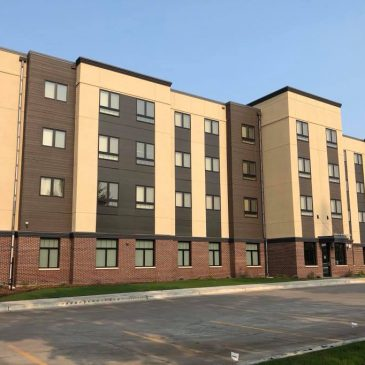 Housing for Chronically Homeless Individuals is Complete