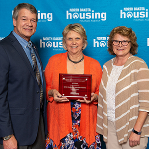 Housing Agency Recognizes Partners with Champion Awards