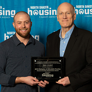 Housing Agency Honors Outstanding Partners with ChampionAwards